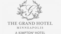 The Grand Hotel Minneapolis, A Kimpton Hotel logo