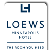 Loews Minneapolis Hotel logo