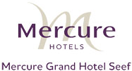 Mercure Grand Hotel Seef logo