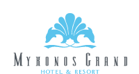 Mykonos Grand Hotel & Resort logo