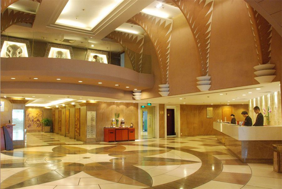 Gloria Grand Hotel Nanchang foto 2
