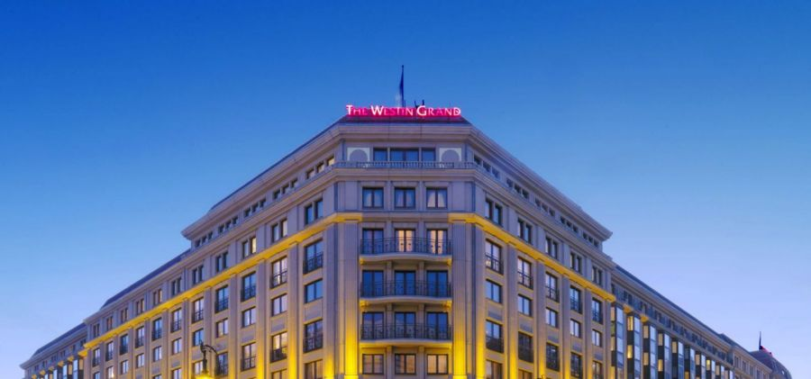 The Westin Grand Hotel Berlin a Berlino foto 1