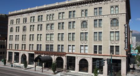 The Mining Exchange, a Wyndham Grand Hotel a Colorado Springs foto 1
