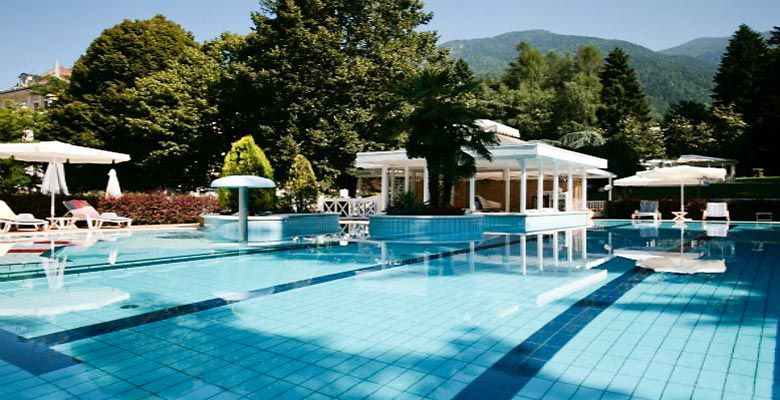 Grand Hotel Imperial a Levico Terme foto 3
