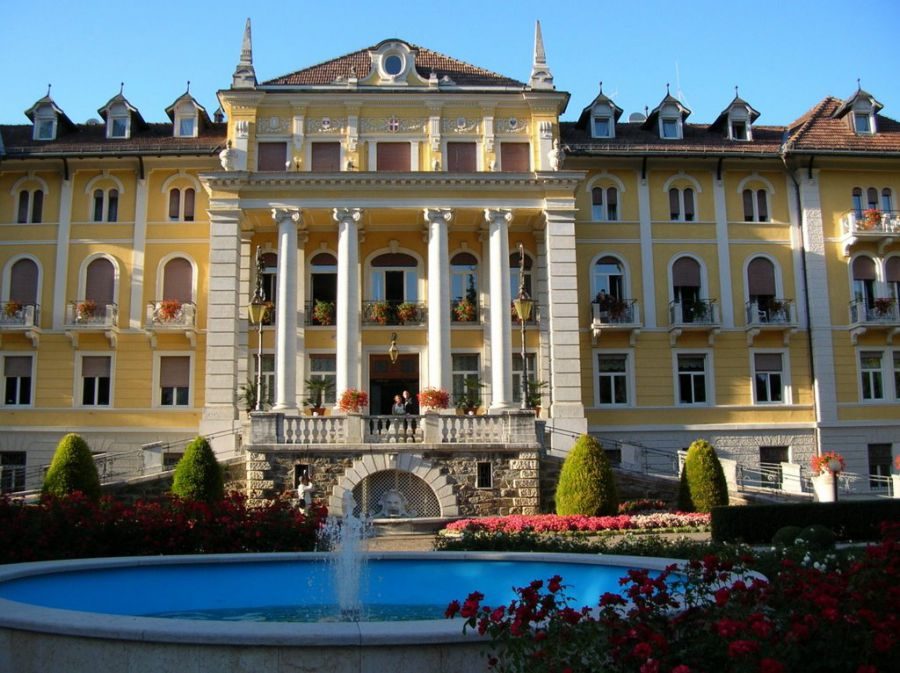 Grand Hotel Imperial a Levico Terme foto 1