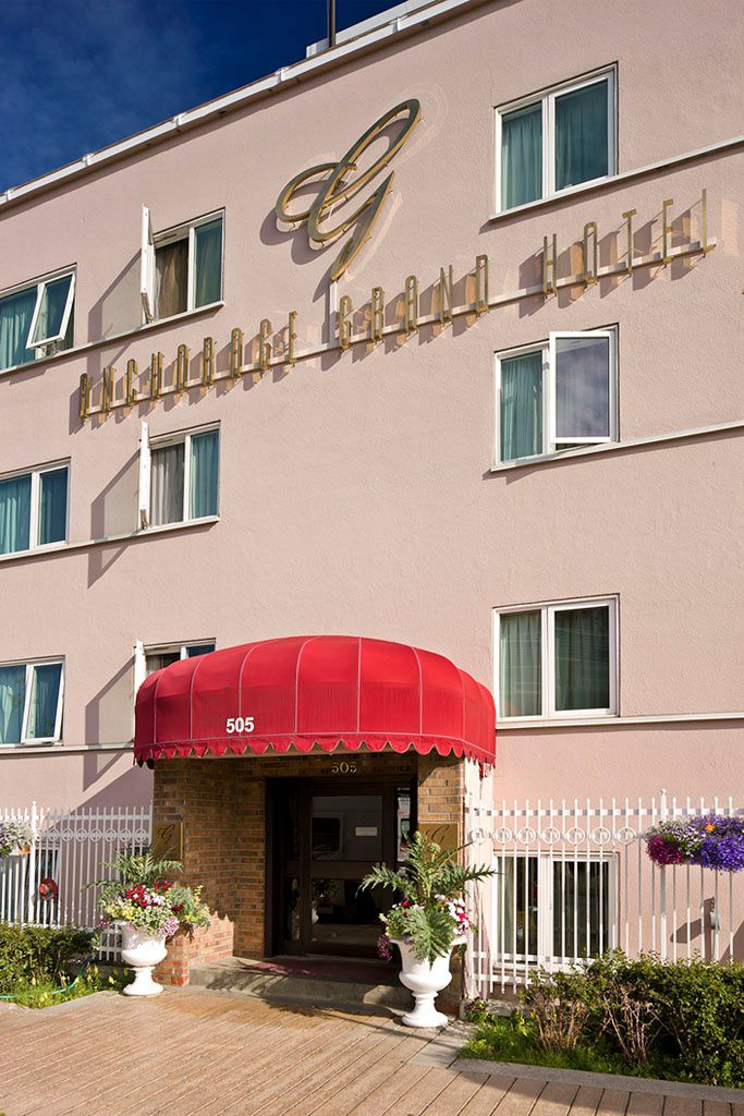 Anchorage Grand Hotel foto 1